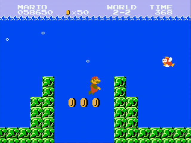 Super Mario Bros - Genesis -  - User Screenshot
